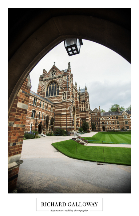 Richard Galloway at Keble College Oxford 001