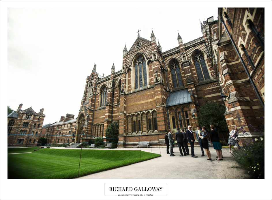 Richard Galloway at Keble College Oxford 020
