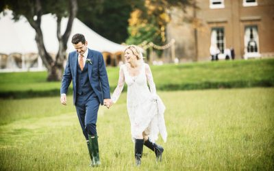 Sibton Park Wedding Photography  Hannah & Tom