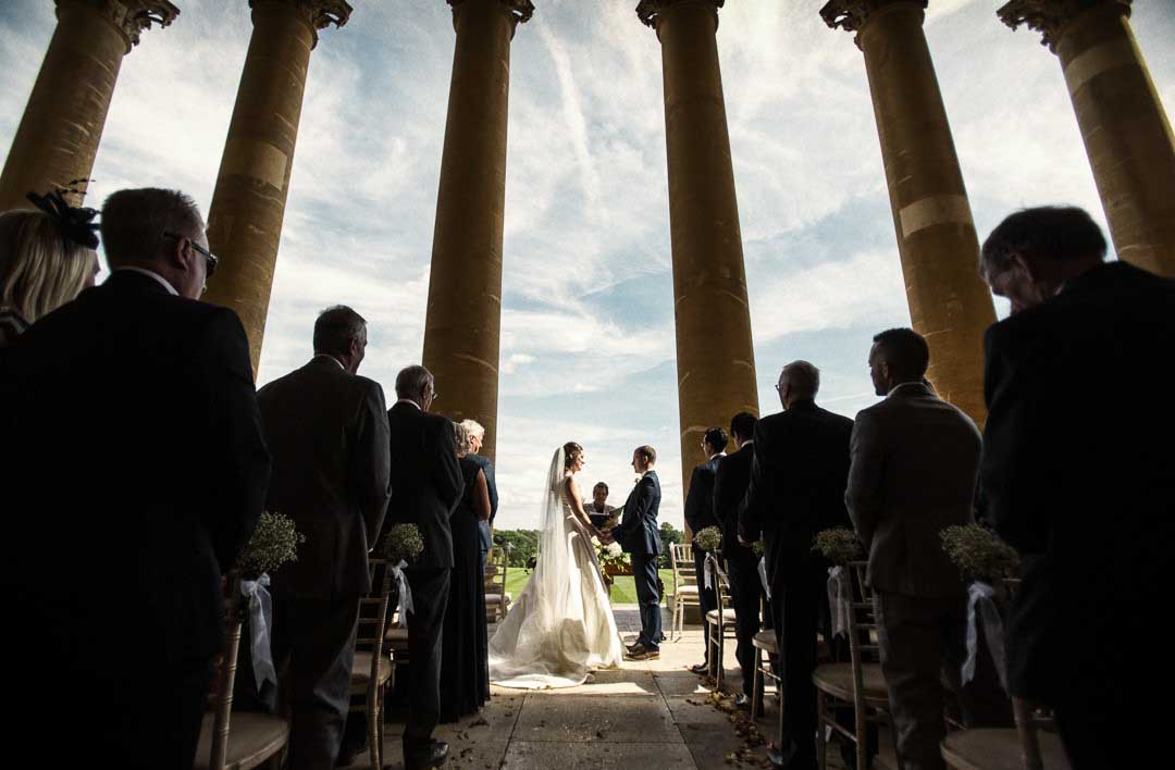 Stowe wedding