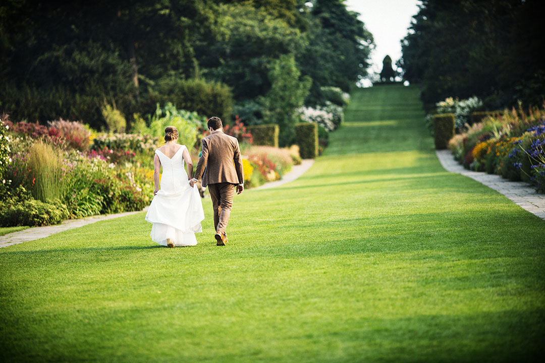 Wisley Gardens Wedding Photographer