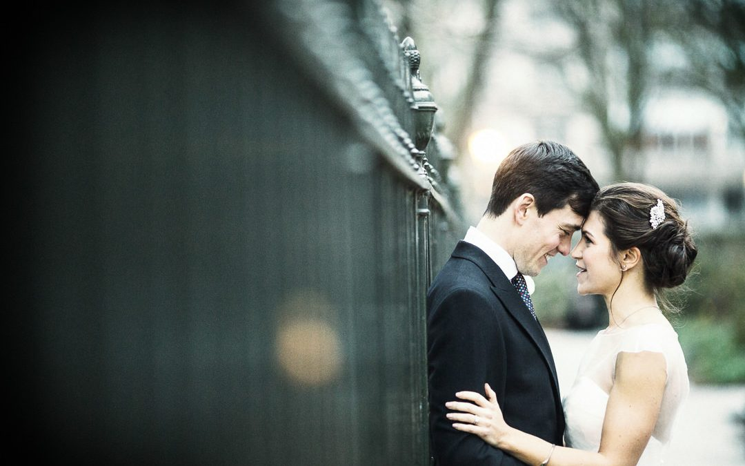 Foundling Museum Wedding Photography  Lea & Duncan