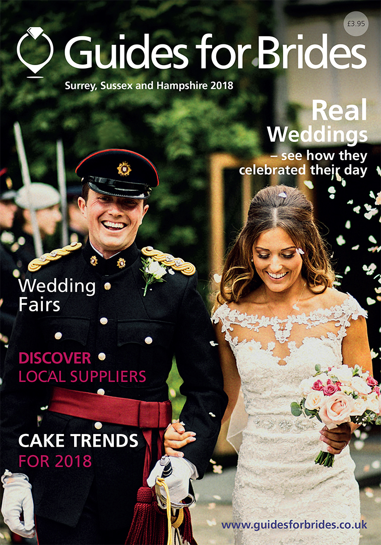 Real Wedding Feature - Guides for Brides Magazine