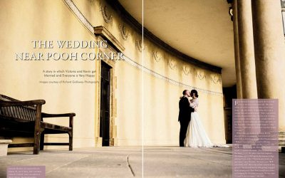 Featured in…  Your Wedding Magazine