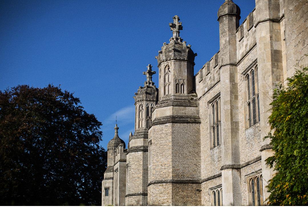 Hengrave Hall architecture