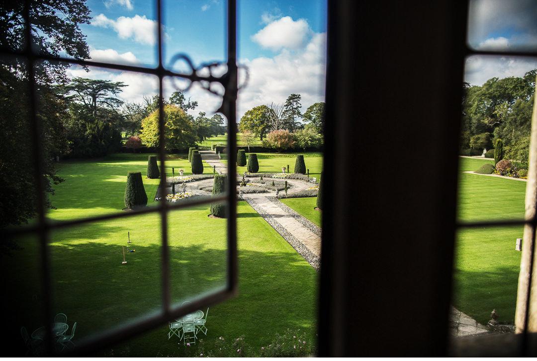 Hengrave Hall gardens
