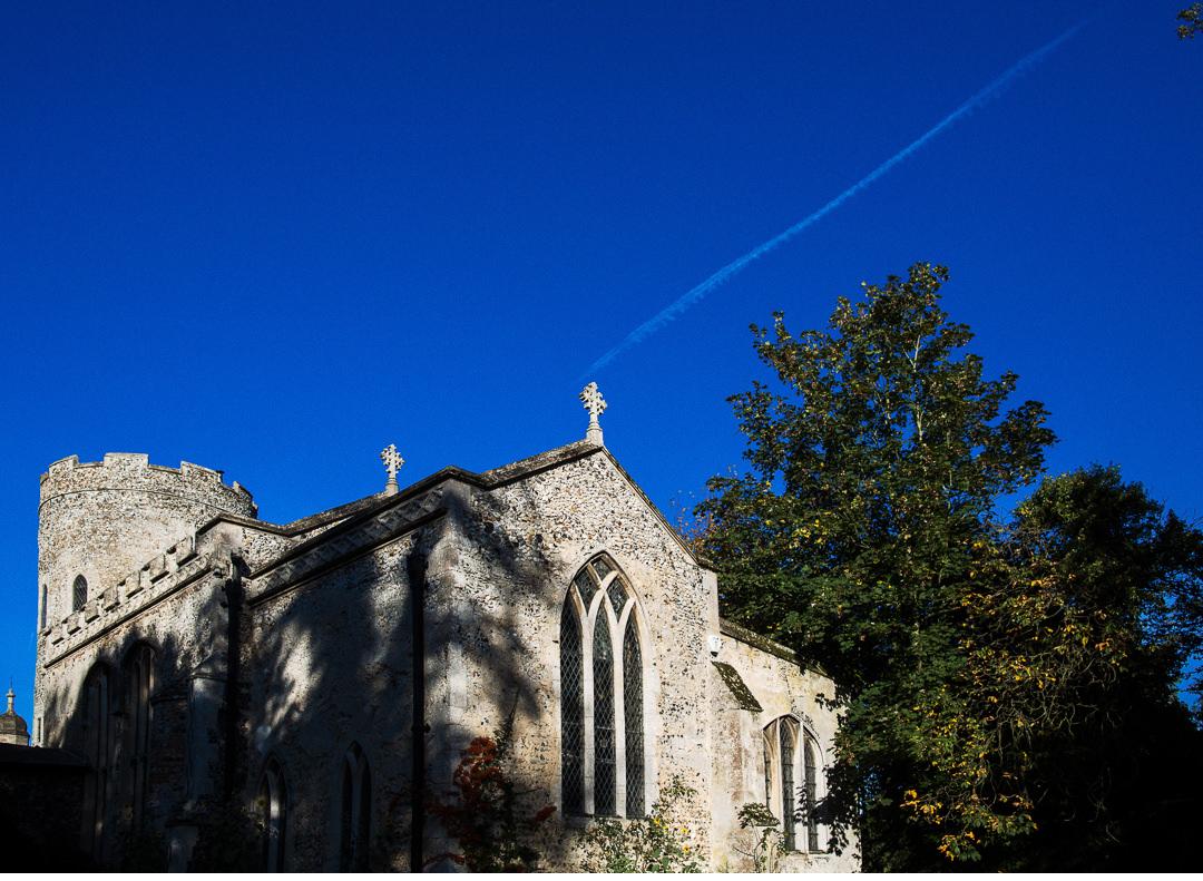 Hengrave Hall Church