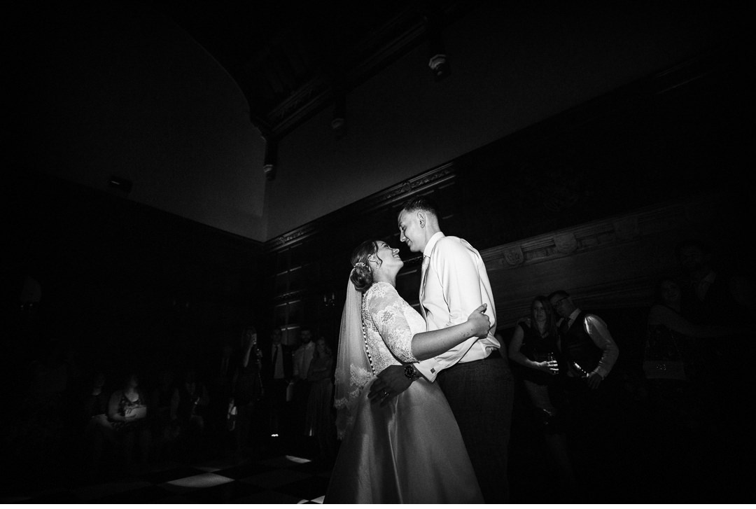 Hengrave Hall first dance