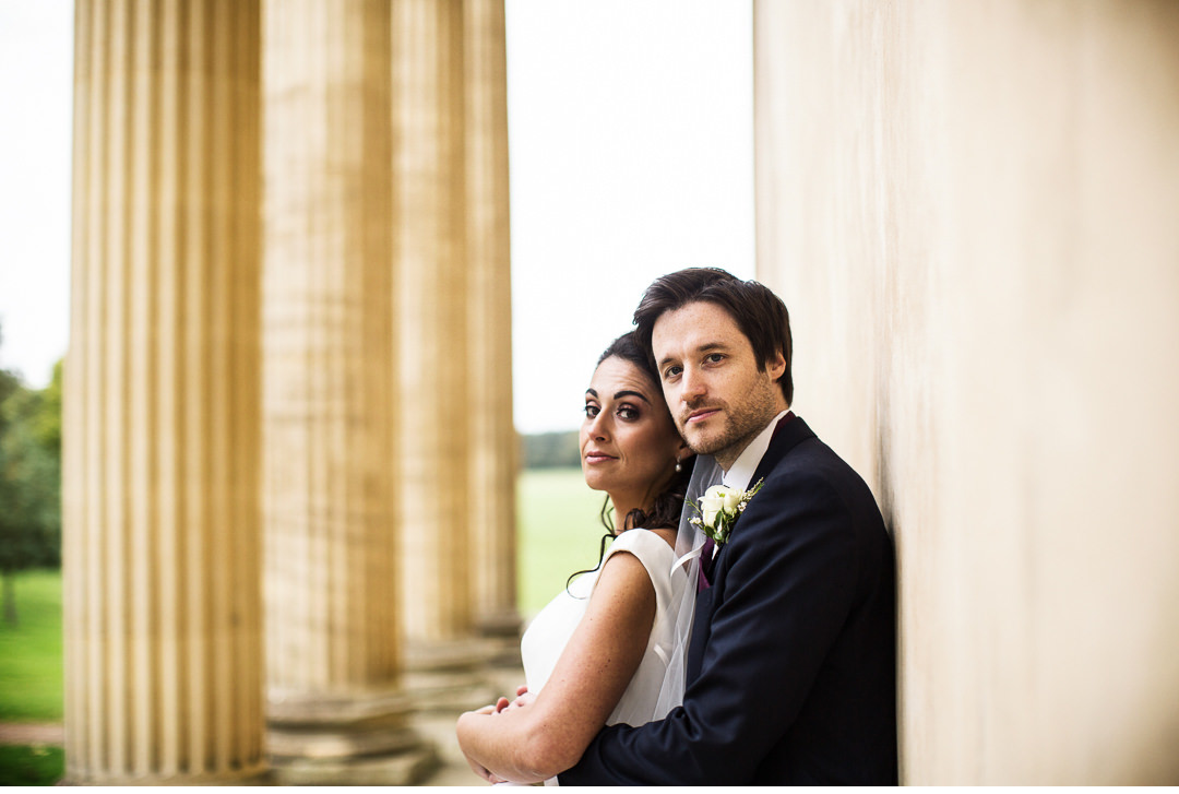 Stowe House couple shoot