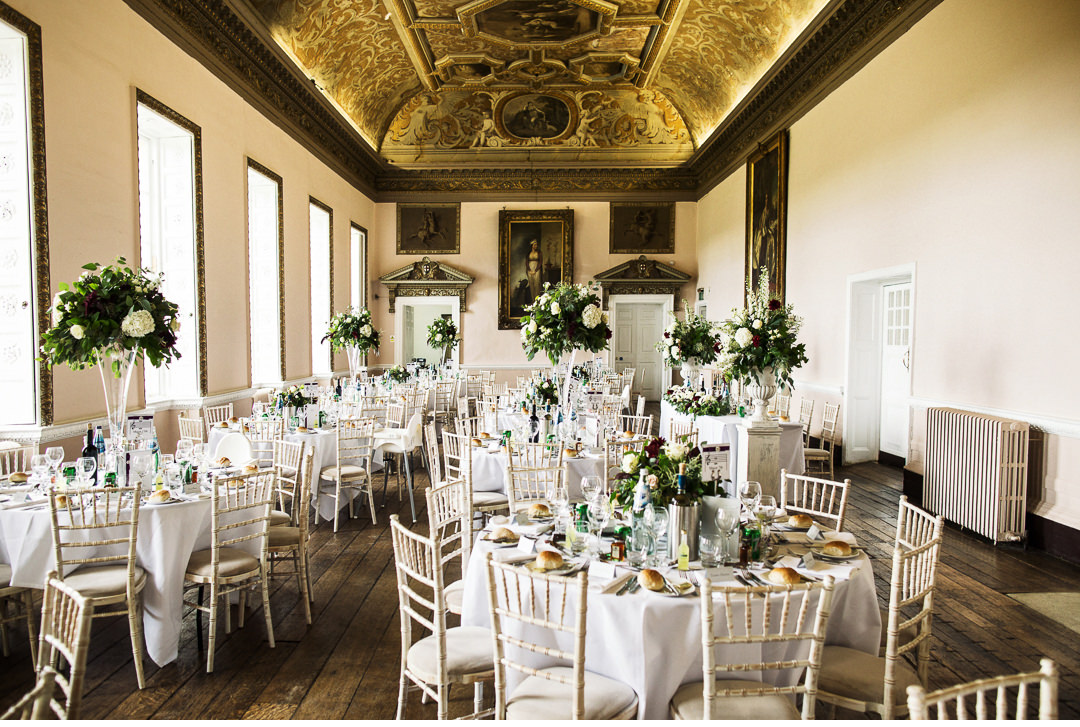 Stowe House Dining Room