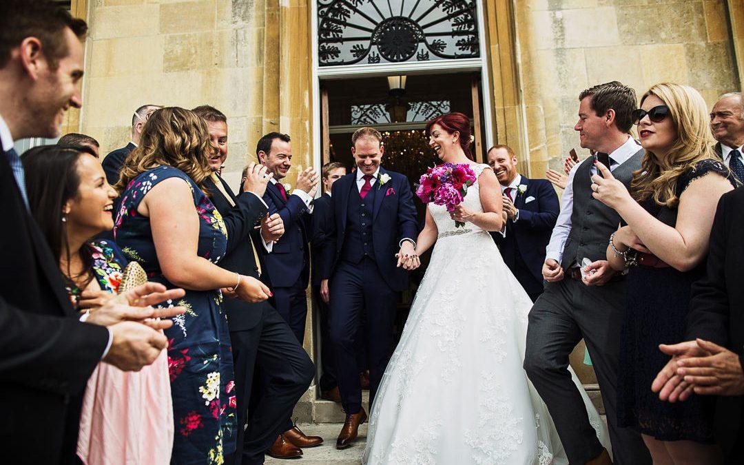 Botleys Mansion  Wedding Photography  Karen & Richard