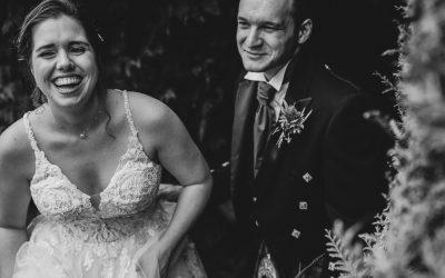 Cain Manor  Wedding Photography  Caroline & Phil