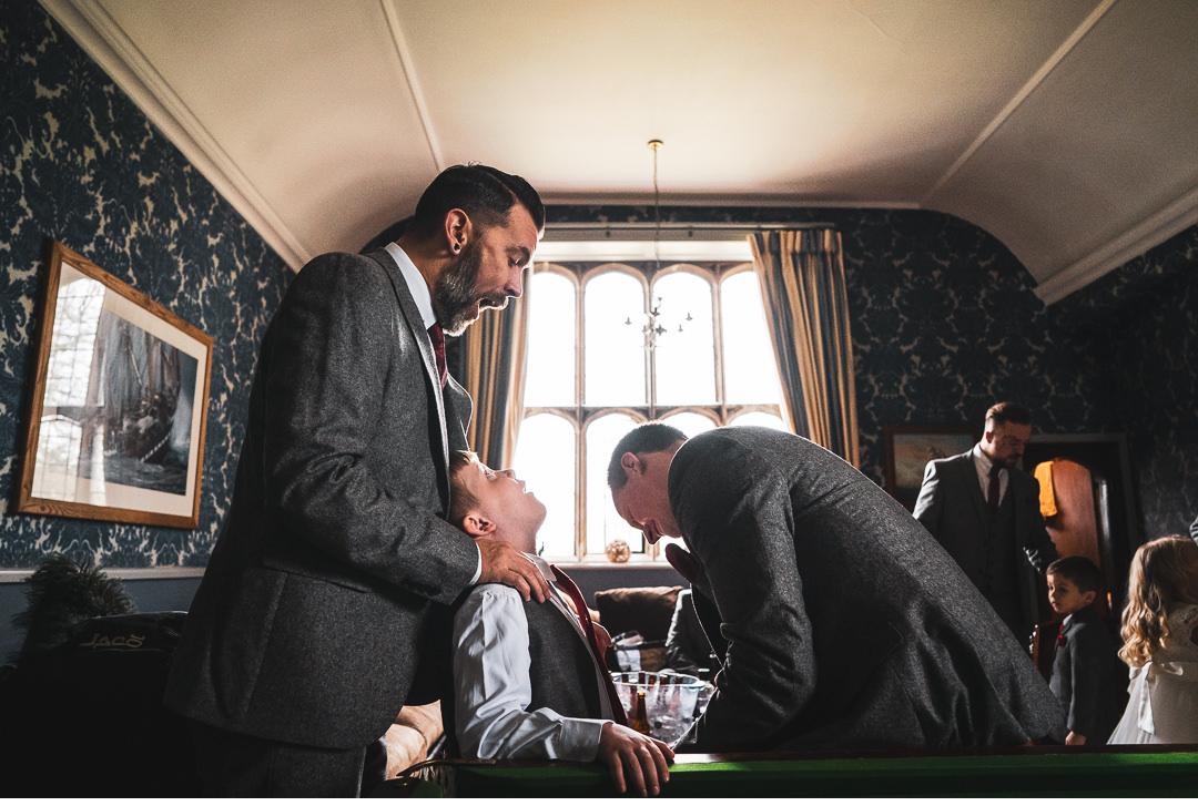 Hengrave Hall Wedding Photographer