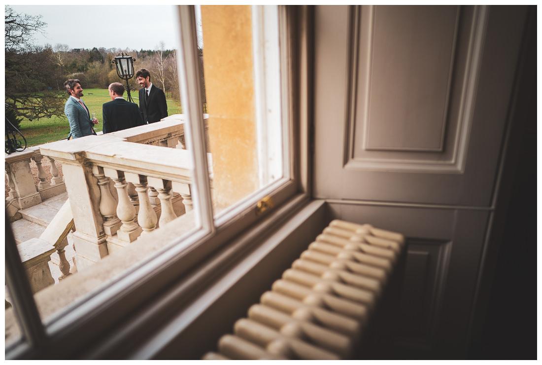 Botleys Mansion reception