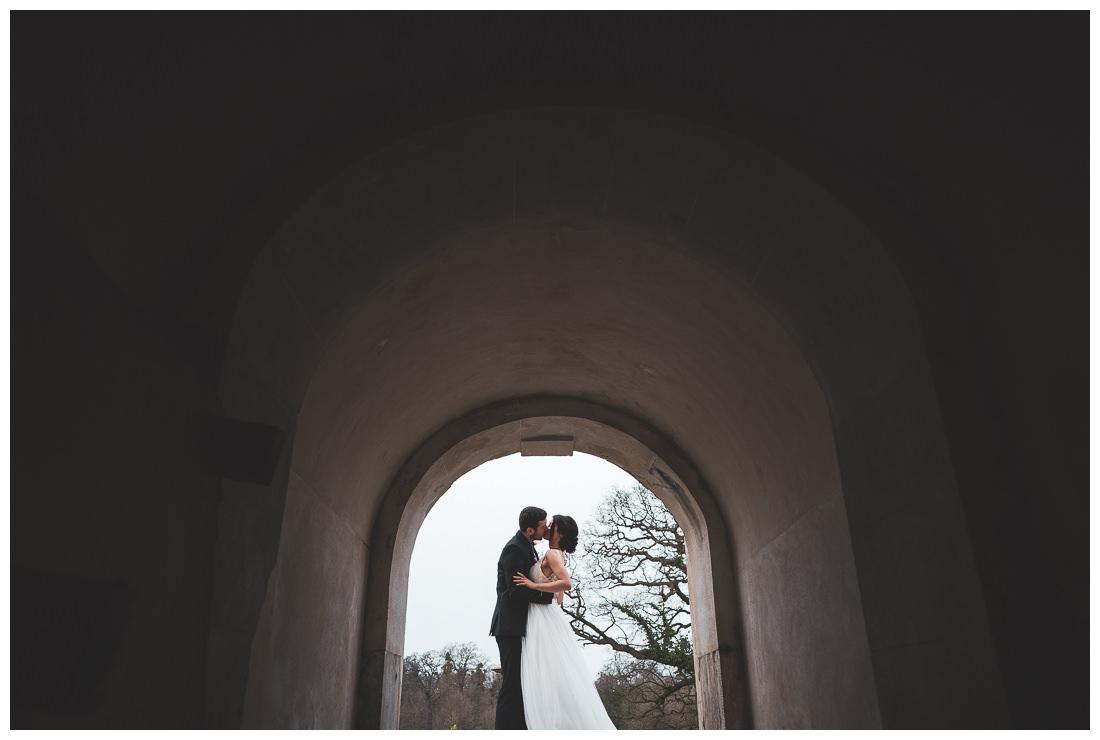 Wedding couple shoot at Botleys Mansion