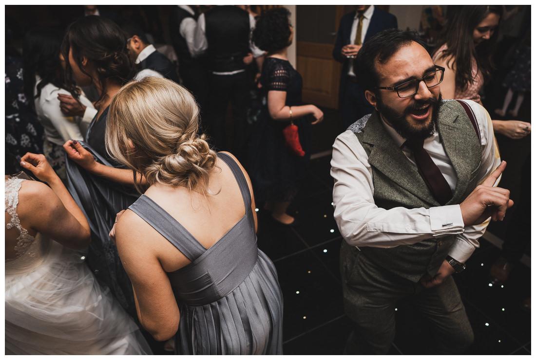Dancing at Botleys Mansion