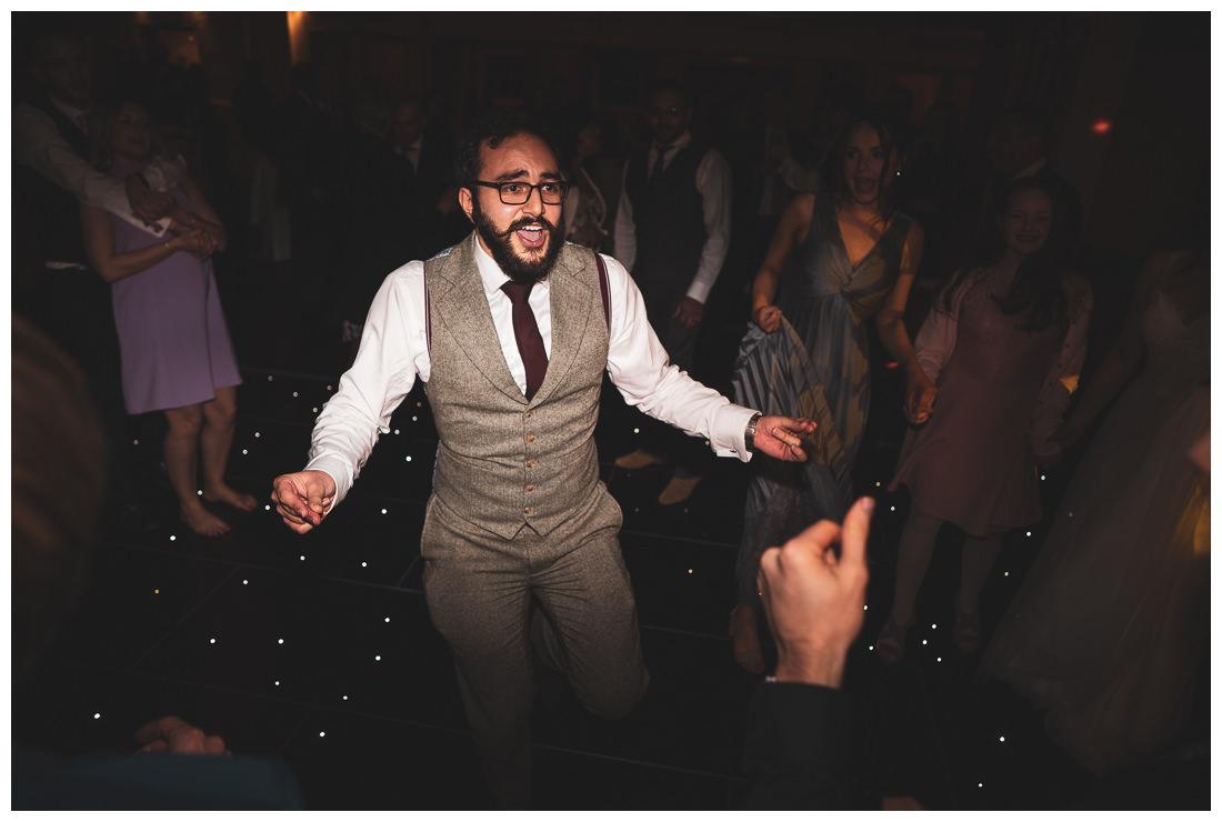 Botleys Mansion wedding fun