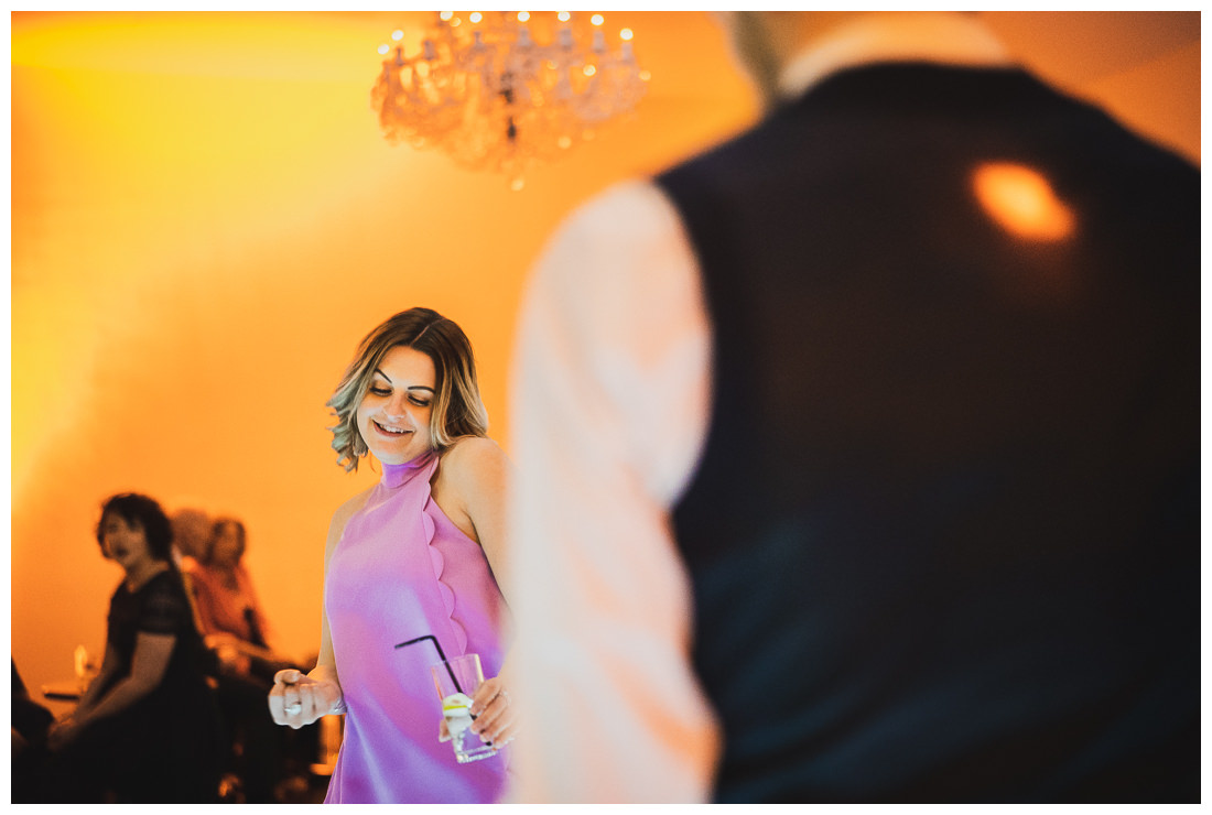 Wedding dancing Botleys Mansion